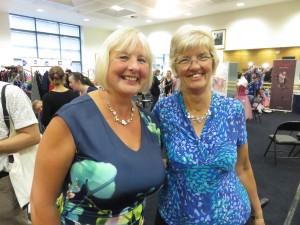 Anne & Patricia IDTC 2014