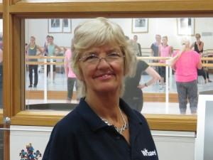 Patricia at IDTC