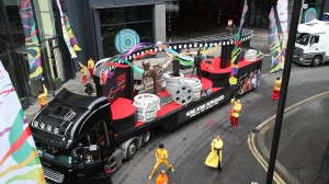 Lord Mayors show Kung Fu 3